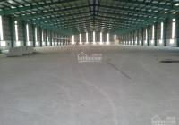 Cho thuê kho, xưởng mới DT 1000m2 đến 50.000m2 kho, xưởng cho thuê khu CN Yên Mỹ, có độc lập riêng