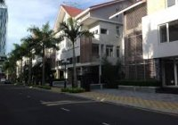 Cho thuê biệt thự khu Làng Đại Học A Nguyễn Hữu Thọ giá 22tr tháng, LH 0901319986