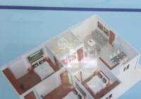 Chính chủ bán căn hộ có 3 phòng ngủ, hai ban công, hai vệ sinh toà CT1 Thạch Bàn