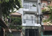 Bán nhà phố 4 tầng hẻm 8m, 45 Nguyễn Văn Đậu, Bình Thạnh
