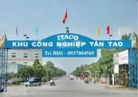 Cho thuê nhiều nhà xưởng từ 1.000m2 đến 10.000m2 KCN Tân Tạo, có văn phòng, trạm điện, đường lớn