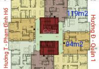Cần bán gấp căn hộ Remax Plaza, 112m2, 3 phòng ngủ, cam kết giá rẻ hơn chủ đầu tư. 0909620738
