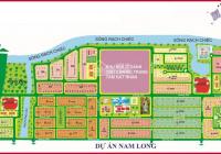 Bán 2 lô đất cuối cùng KDC Nam Long Q9, Giá cực tốt chỉ 32tr/m2. Bao sang tên sổ đỏ, LH 0931022221