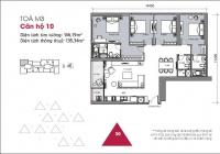 Chính chủ bán gấp căn số 10 tòa M3 dự án Vinhomes Metropolis - Giá tốt nhất thị trường 0974159292