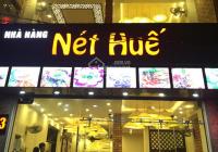 Cho thuê nhà 159 Thái Hà, 50m2 - 185m2, MT 8m, showroom thời trang shop spa, 40tr/th. 0934406986