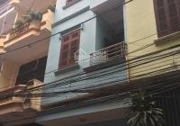 Bán nhà riêng tại ngõ 6 phố Trần Quốc Hoàn, Cầu Giấy