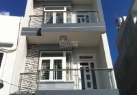 Cần bán gấp nhà mới mặt tiền đường Lê Sao, Tân Phú, 4 x 18m, 3 tấm, giá 8.2 tỷ