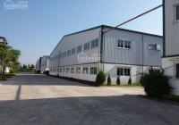 Cho thuê kho, xưởng mới 100% khu Yên Mỹ, Hưng Yên, DT: 1000m, 2000m2, 5000m2, 100.000m2 có cần trục