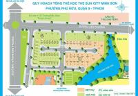 Bán lô đất biệt thự dự án Minh Sơn Quận 9, hướng Nam, diện tích 10x19,5m, vị trí đẹp