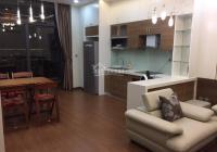 Cho thuê căn hộ chung cư Tràng An Complex 100m2, 2PN + 1 kho full nội thất lung linh, 13 triệu/th