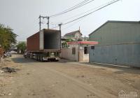 Bán nhà kho xưởng đường Phú Lợi, TP.Thủ Dầu Một, Bình Dương DT: 4600m2, nhà xưởng 2900m2 đường rộng