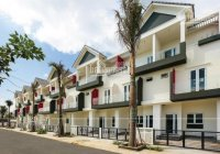 Nhà phố Valencia Riverside, Nguyễn Duy Trinh, Quận 9