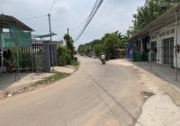 Bán đất vị trí đẹp 10 x 30m (thổ cư 120m2) mặt tiền đường DX 027, phường Phú Mỹ, TP Thủ Dầu Một, BD