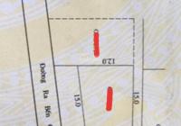 Bán gấp lô đất biển 165m2 hai mặt tiền thôn 6, Bình Dương, Quảng Nam giá rẻ, đẹp