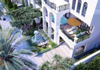 Bán biệt thự shophouse Sunshine Wonder Villas Ciputra Tây Hồ S= 114 - 486m2 giá gốc, LH 0369398998