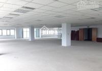 Cho thuê văn phòng tại Thành Thái, Cầu Giấy diện tích từ 400m2 - 1000m2, giá 200 nghìn/m2/tháng