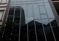 Cho thuê nhà mặt phố Nguyễn Khánh Toàn, 330m2 * 6 tầng + 1 hầm, mặt tiền 18m, thông sàn, 0965166930