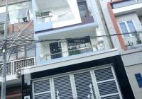 Cho thuê nhà mới hẻm 8m 253/2 Bình Lợi, P13, Bình Thạnh: 5x20m: 3 lầu 5PN 20tr/th
