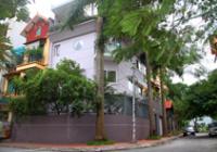 Cho thuê biệt thự KĐT Pháp Vân, DT 300m2, 3,5 tầng, LH: 0989604688