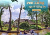 Nền biệt thự ven sông Sài Gòn liền kề sông Sài Gòn Quận 9, giá 25 triệu/m2, LH: 0982 297 698