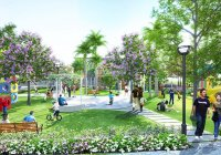 Bán 1000m2 nền biệt thự vườn Q9, 21 triệu/m2 thanh toán 4 năm, thiết kế chuẩn Châu Âu. 0982297698