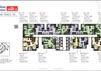 Chính chủ cần tiền bán cắt lỗ gấp 300 triệu căn hộ 3 phòng ngủ Đông Nam, tòa W2 Vinhomes West Point