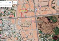 Bán cặp góc trung tâm TP Phan Rang Tháp Chàm - Đường Cao Bá Quát - Đất 3 mặt tiền đẹp 230m2