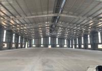 Cho thuê xưởng mới 100% khu Nam Sách Hải Dương DT 2.727m2, 4.600m2, 5000m2, 15.000m2