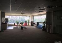 Cho thuê văn phòng N05 Trung Hòa Nhân Chính, tầng 4: 333m2. Giá từ 280.000đ/m2/th, LH 0904548080