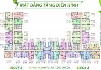 Nhượng lại nhiều căn đẹp giá đợt 1 Green Star quận 7 chênh 20 - 60tr, LH Tuấn 0907 822 344