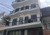 Bán tòa nhà căn hộ dịch vụ 58 Lê Vĩnh Hòa, 7.1mx17m, 5 lầu, giá 22.5 tỷ, P. Phú Thọ Hòa, Q. Tân Phú