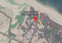 Gia đình cần tiền bán gấp lô đất biển 735m2 Thôn 6, Bình Dương gần Casino Hội An 500m đẹp, giá rẻ
