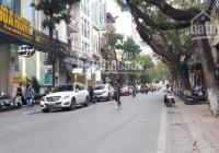Bán nhà mặt phố Triệu Việt Vương 250m2, MT 12m, 5 tầng, giá 110 tỷ. LH: 0964488868
