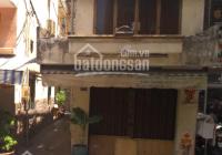 Định cư nước ngoài nên bán nhanh căn nhà nát đường Đoàn Văn Bơ, Q4, SHR, 61m2