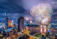 Bán officetel Saigon Royal - 42m2 - Giá bán 3.1 tỷ, full nội thất (view Nguyễn Trường Tộ)