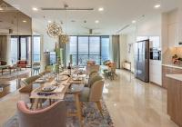 Bán căn hộ Sky Garden 2 có sân vườn rộng lớn, DT 123m2/ tỷ sổ hồng hỗ trợ vay 70% 0977771919