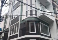 Bán nhà HXH đường Tôn Thất Tùng, phường Phạm Ngũ Lão, Q1: 4 lầu, 9 căn hộ, giá 23 tỷ