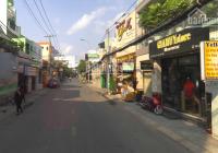 Sang ngay lô đất mặt đường Lê Lợi, P.4, Q. Gò Vấp, có sổ riêng, dân cư đông, LH 0896.118.060