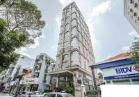 Bán tòa nhà VP MT Trương Định - Kỳ Đồng, Q3. DT 12,5mx19m hầm + 7 lầu 90 tỷ