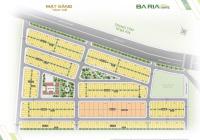 Chính chủ cần bán gấp đất nền dự án Bà Rịa City Gate giá tốt cho nhà đầu tư LH: 0903414059