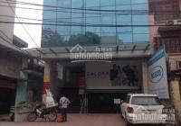 Bán tòa văn phòng 9 tầng lô góc phố Hoàng Ngân, Cầu Giấy DT 171m2 giá 75 tỷ, LH 0984250719