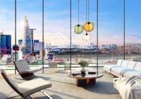 Bán căn hộ Vincom Đồng Khởi 166m2 view trực diện sông Sài Gòn 3PN sổ hồng call 0977771919