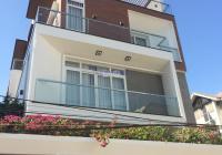Cho thuê biệt thự Trần Não 389m2, gara trệt 2 lầu, 4 phòng lớn, giá chỉ 36 triệu/tháng