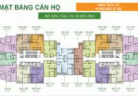 Chính chủ bán gấp chung cư Eco Dream, tầng 1215 -(66m2) và 1216 -(46m2), 28tr/m2, LH 0916419028