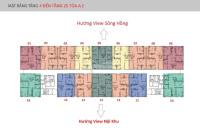 Tôi có căn hộ IA20 Ciputra, view sông Hồng tòa A2, tầng 1803, DT: 92m2, giá 2.2 tỷ, LH 0981 300 655