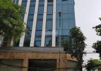 Cho thuê nhà MP Trần Duy Hưng - Trung Hòa, Cầu Giấy. DT 140m2 * 6T, MT 6m, có thang máy, 80 tr/th