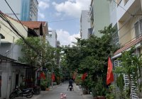 Biệt thự mới xây dựng 5 lầu, có thang máy đường Huỳnh Văn Nghệ, P12, Gò Vấp