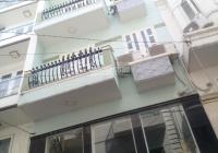 Cho thuê nhà mới xây hẻm 7m. Phan Văn Trị, P11, Bình Thạnh diện tích: 5x15m 4 lầu. 5PN