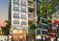Bán khách sạn mặt phố Miếu Đầm, DT 200m2, XD 9 tầng, mặt tiền 9m, cho thuê 400tr/th, giá 109 tỷ