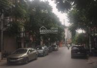 Bán nhà mặt phố Phan Kế Bính 113m2 x 3 tầng, căn góc 2 mặt thoáng giá 36 tỷ, 0382276666